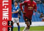 Download VIDEO: Brighton vs Manchester United 2-3 - Goals Highlights