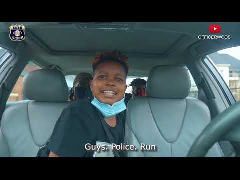 Officer Woos - Armed Robber (Sales Boy E6 Comedy video)