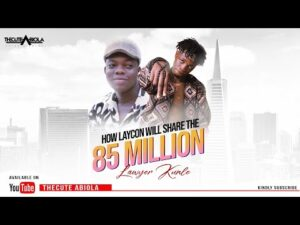 The Cute Abiola - How Laycon Will Share 85M Winning (Comedy Video)