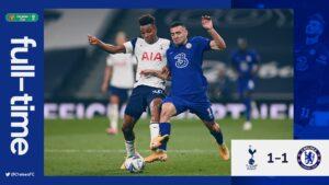 VIDEO: Tottenham vs Chelsea 1-1 (Penalty 4-4) - Goals Highlights DOWNLOAD