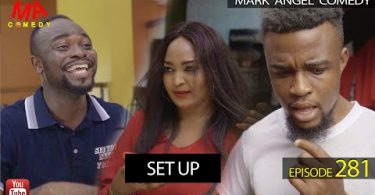 Mark Angel Comedy - Set Up (Video)