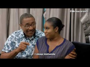 Mr Macaroni Ft. Tony Umez - My Darling In-law (Comedy Video)