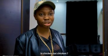 Taaooma - Chicken (Comedy Video)