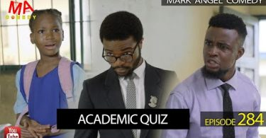 Video: Mark Angel Comedy - Academic Quiz