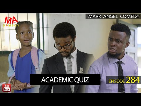 Video: Mark Angel Comedy - Academic Quiz