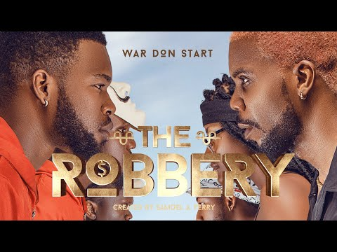 Broda Shaggi Ft. Officer Woos & Poco Lee - The Robbery (Comedy Video)