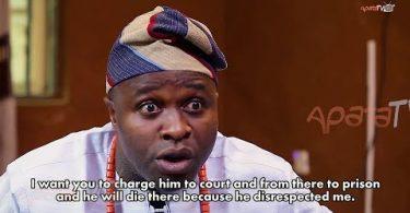 Omo Oba Latest Yoruba Movie 2021