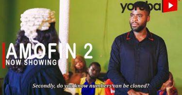 Amofin Part 2 Latest Yoruba Movie 2021