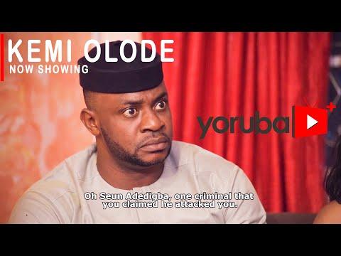 Kemi Olode Latest Yoruba Movie 2021 DOWNLOAD