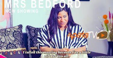 Mrs Bedford Latest Yoruba Movie 2021