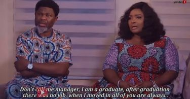 Ojule Merin (Four Flats) Latest Yoruba Movie 2021