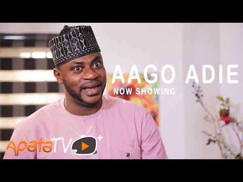 Aago Adie Latest Yoruba Movie 2021 Download