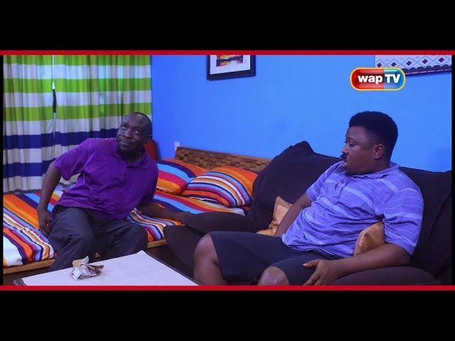 Akpan And Oduma - Oduma The Nanny (Comedy Video)