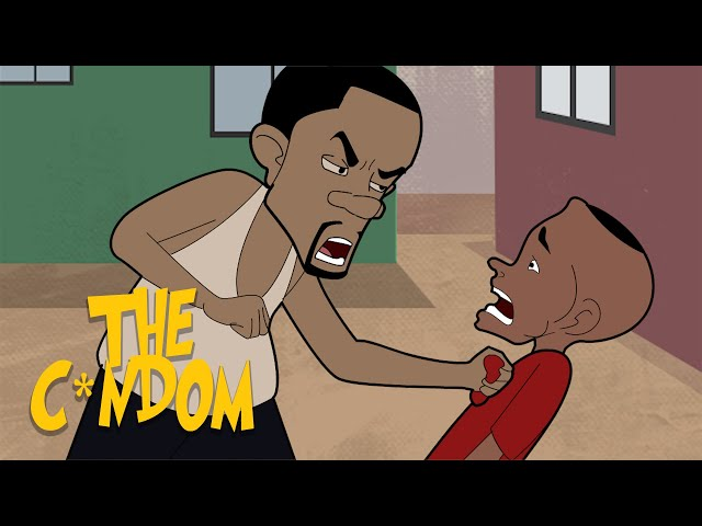 Kojo & Opako - The Condom (Ghen Ghen Comedy)