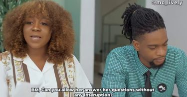 MC Lively Ft. Femi Jacobs - The Interview (Comedy Video)