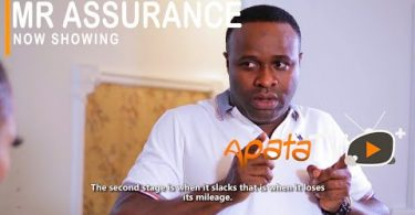 Mr Assurance Latest Yoruba Movie 2021