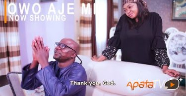 Owo Aje Latest Yoruba Movie 2021 Download