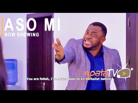 Aso Mi Latest Yoruba Movie 2021 Download