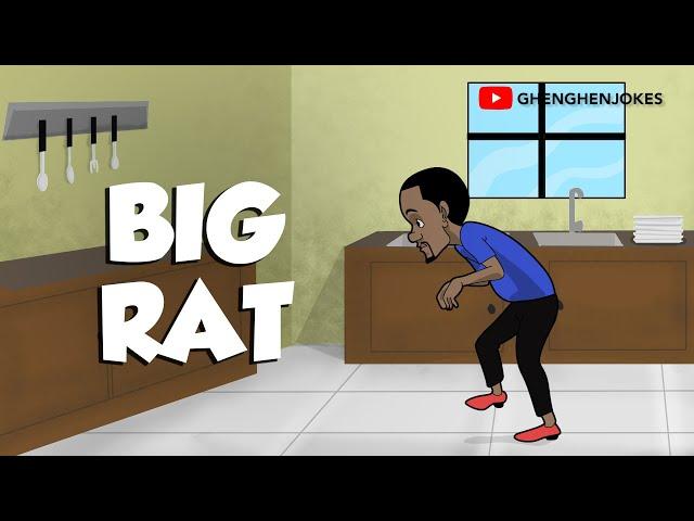 Ghen Ghen Comedy - Kojo The Big Rat