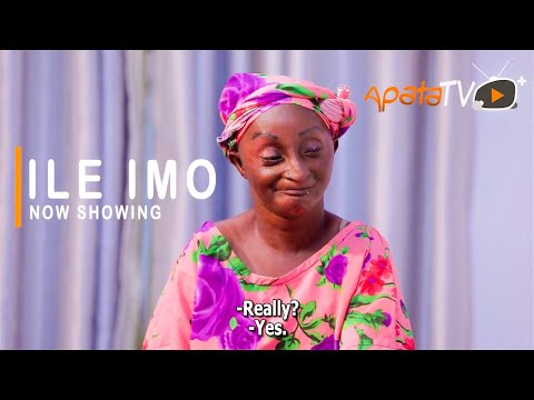 Ile Imo Latest Yoruba Movie 2021 Download