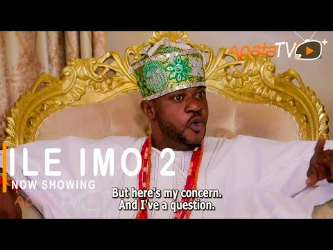 Ile Imo Part 2 Latest Yoruba Movie 2021 Download