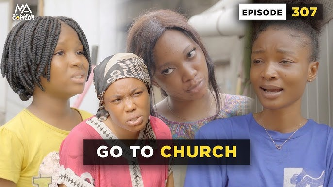 Mark Angel Comedy - Go To Church (Episode 307)