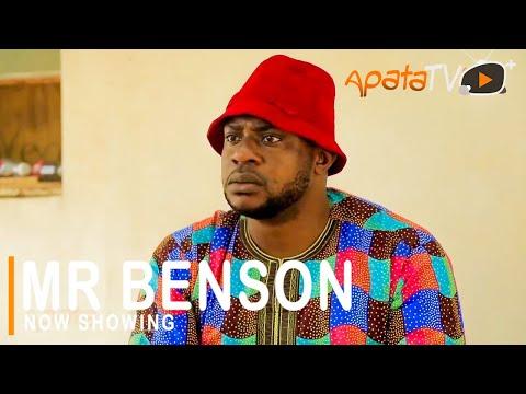 Mr Benson 2021 Latest Yoruba Comedy Movie Download