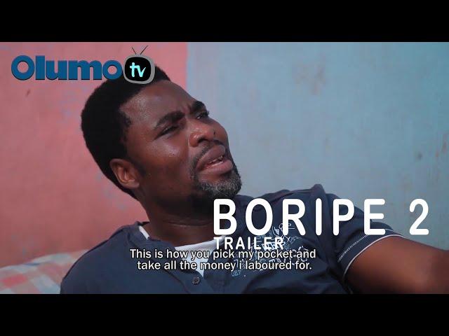 Boripe Part 2 Latest Yoruba Movie 2021 Download