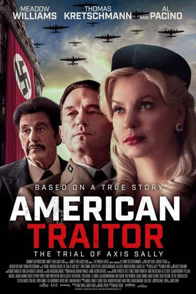 DOWNLOAD American Traitor: The Trial of Axis Sally (2021) Hollywood Movie