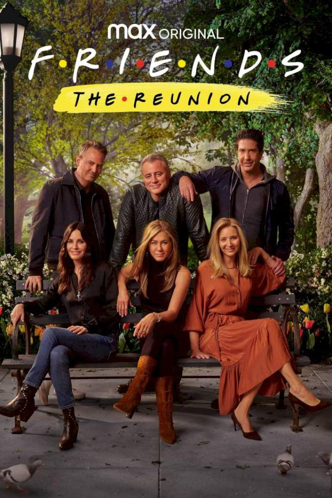 Friends: The Reunion (2021) Hollywood Movie Download