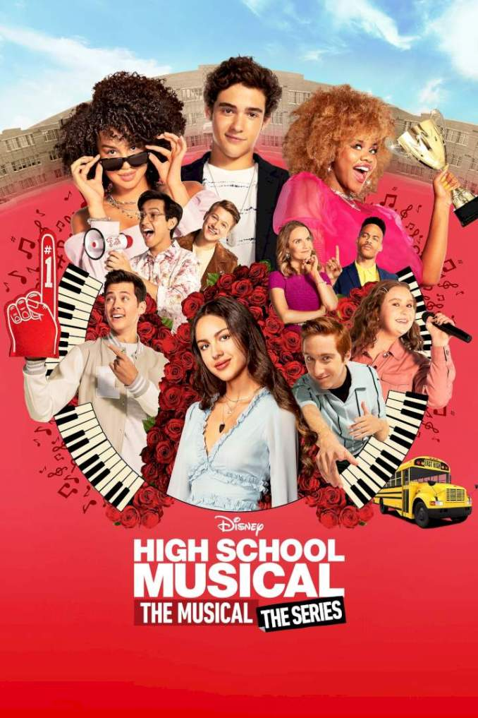 High School Musical: The Musical: The Series Season 2 Episode 3 | Movie Download