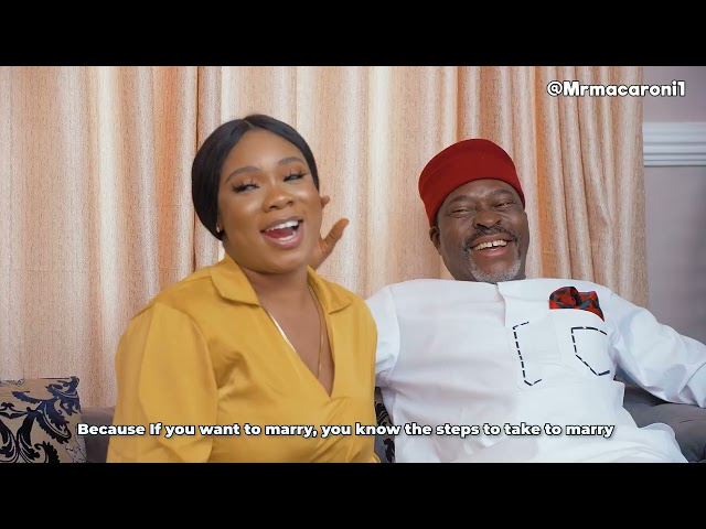 Mr Macaroni - Kanayo My In-law
