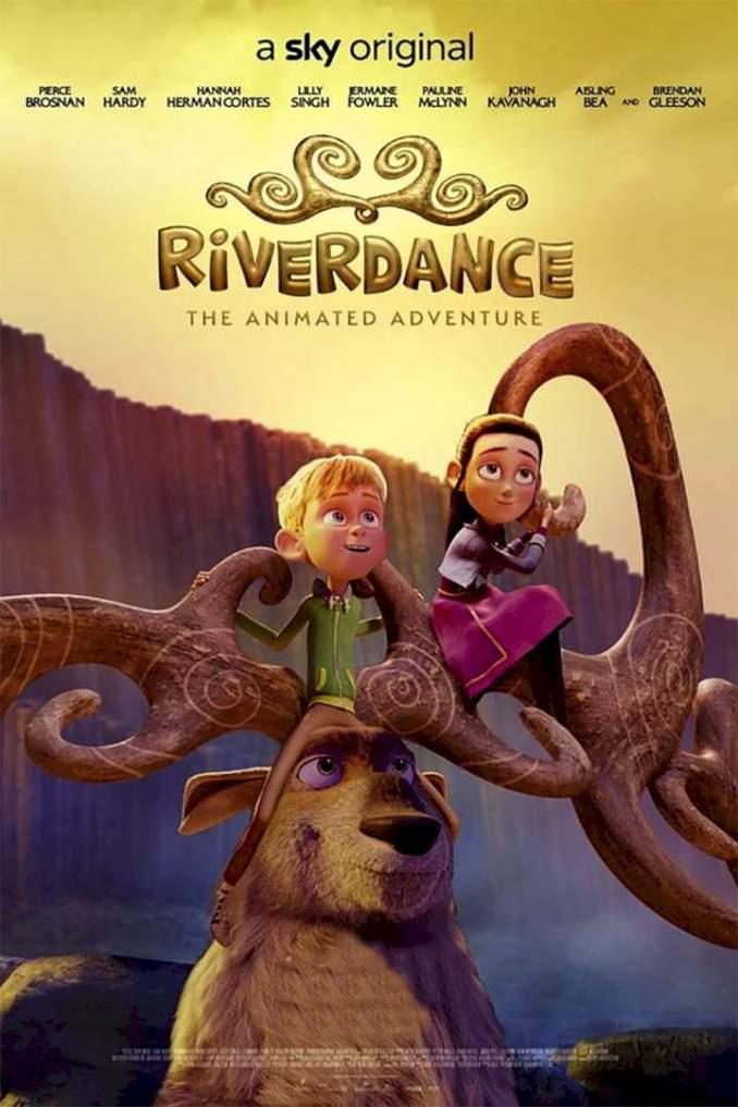 Riverdance: The Animated Adventure (2021) Hollywood Movie