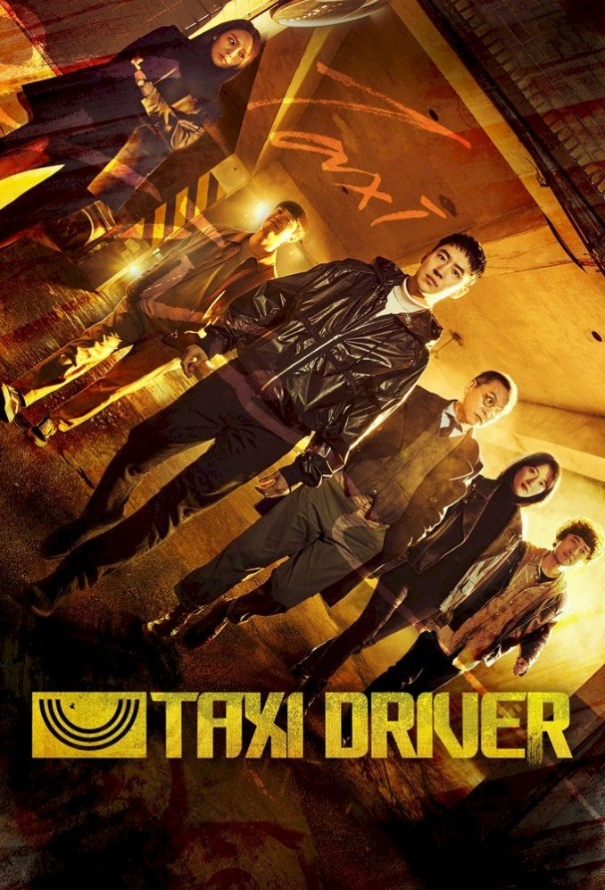 DOWNLOAD Taxi Driver Season 1 Episode 15 (Korean Drama) Movie