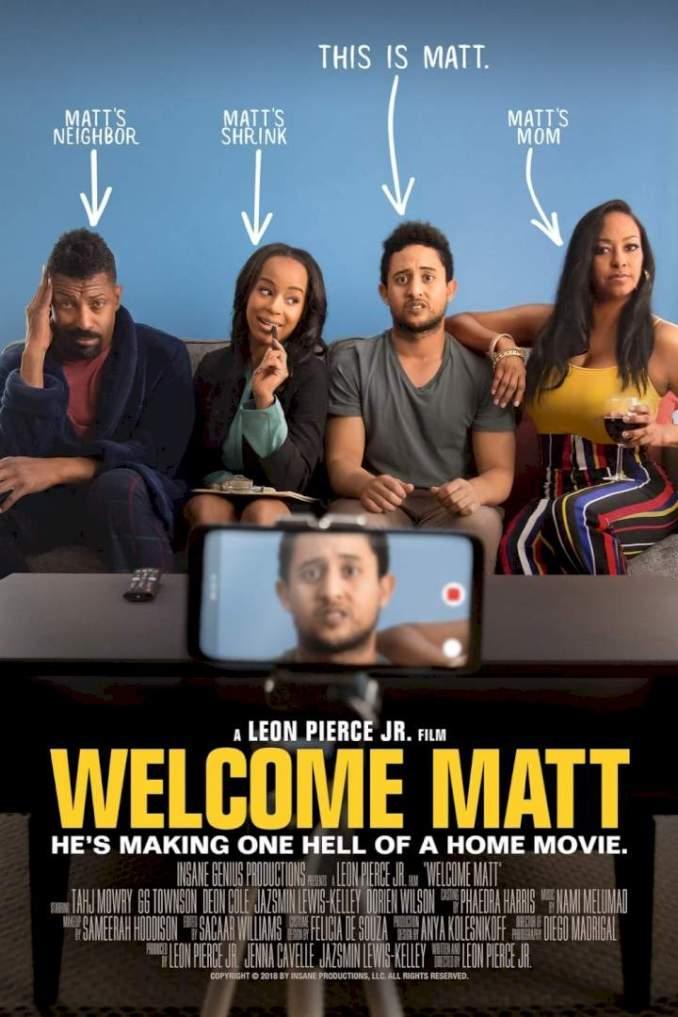 Welcome Matt (2021) Hollywood | Movie Download
