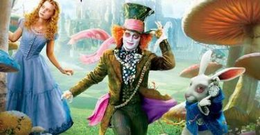 Alice in Wonderland (2010) | Hollywood Movie