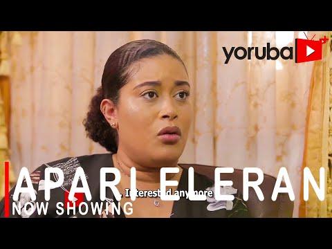 Apari Eleran Latest Yoruba Movie 2021