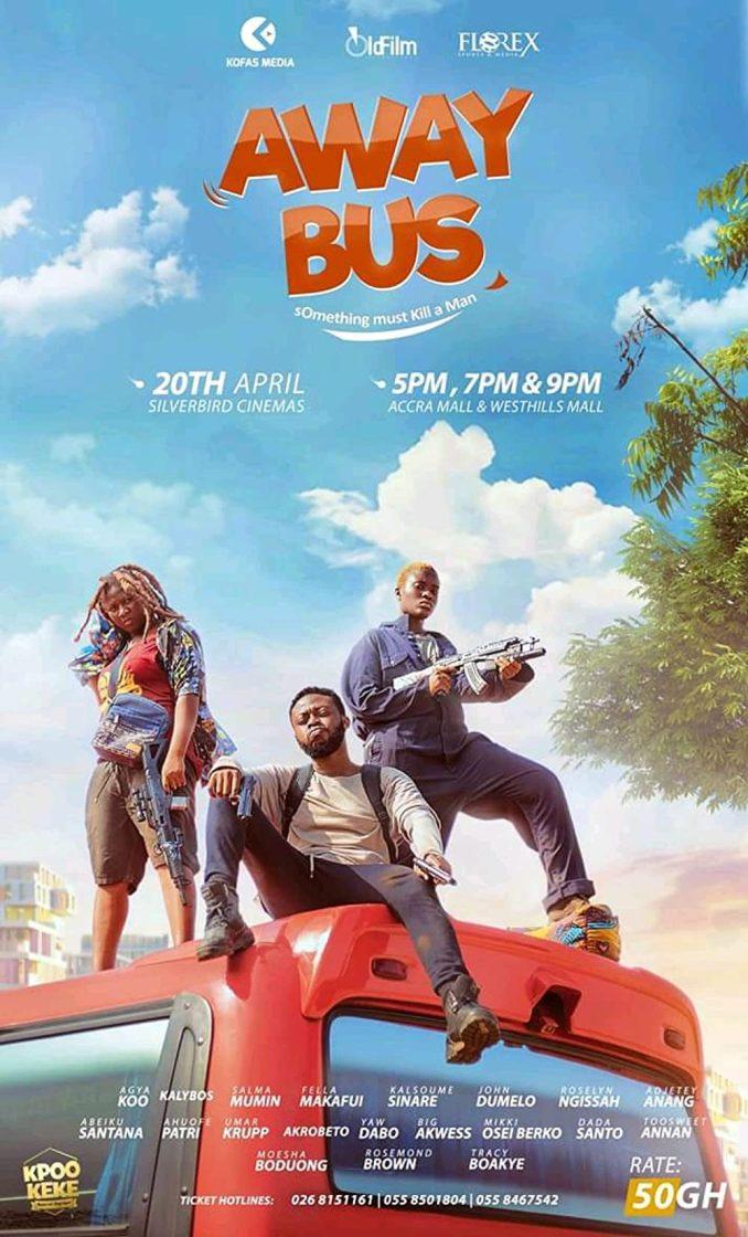 Away Bus | Ghallywood Movie