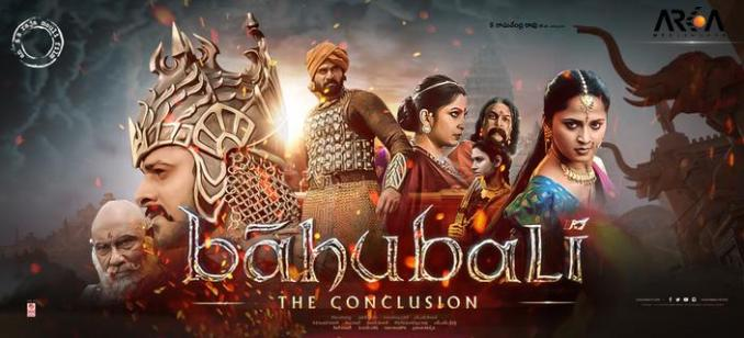 DOWNLOAD Bahubali Part 2: The Conclusion (2017) | Bollywood Movie