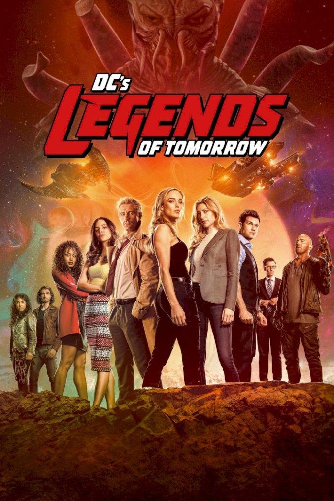 DCs Legends of Tomorrow Season 6 Episode 7