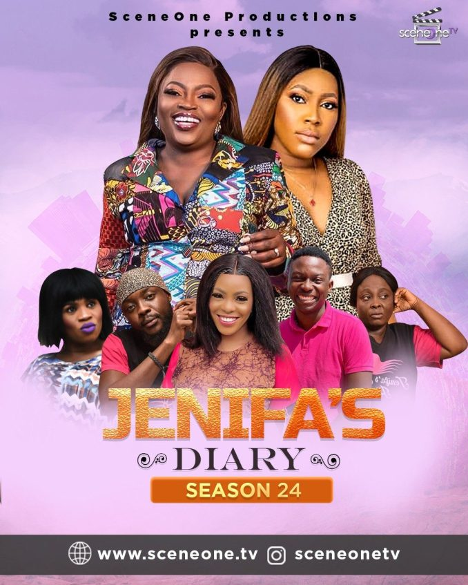 DOWNLOAD Jenifas Diary Season 24 Episode 1 - Faker (S24E1) Movie