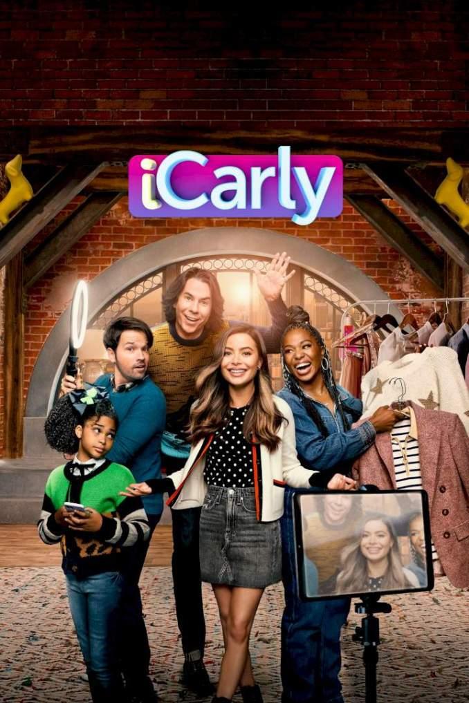DOWNLOAD iCarly Season 1 Episode 1 2 3 Movie
