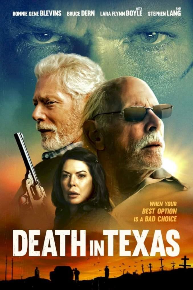Death in Texas (2021)   Hollywood Movie