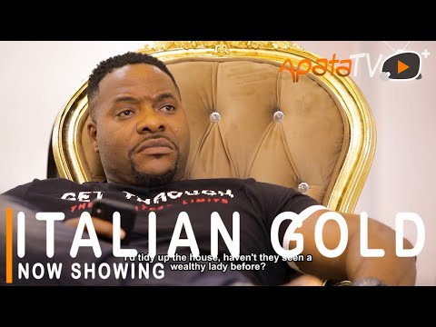 Italian Gold Latest Yoruba Movie 2021