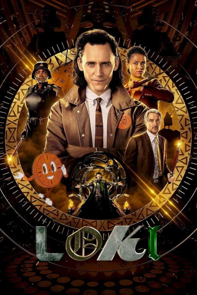 Loki Season 1 Episode 1