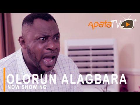 Olorun Alagbara Latest Yoruba Movie 2021