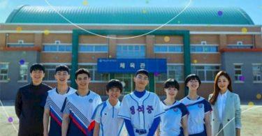 Racket Boys Season 1 Episode 4 (Korean Drama)