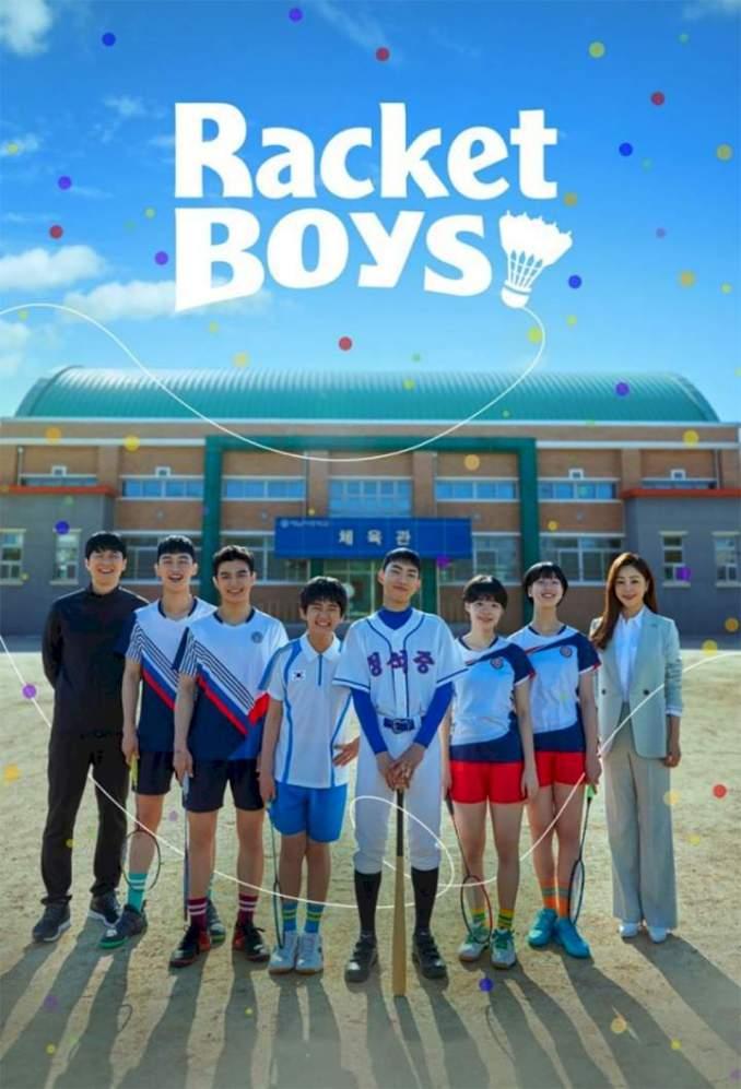 Racket Boys Season 1 Episode 5 (Korean Drama)