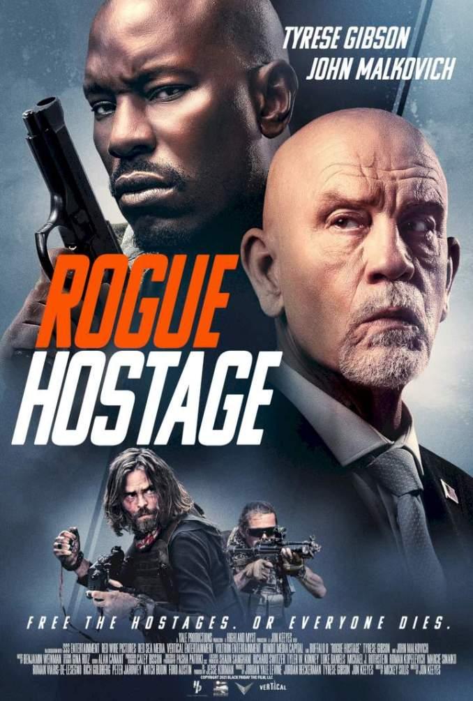 Rogue Hostage (2021)   Hollywood Movie