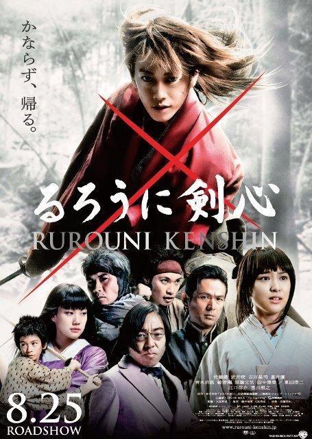 DOWNLOAD Rurouni Kenshin Part 1 2 3 (2012 - 2014) | Japanese Movie